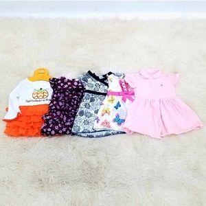 12 Months Girl's Dresses